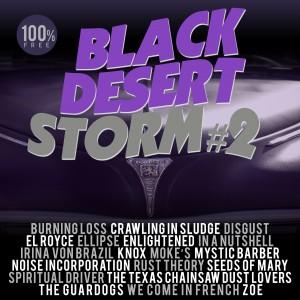 BLACK DESERT STORM #2