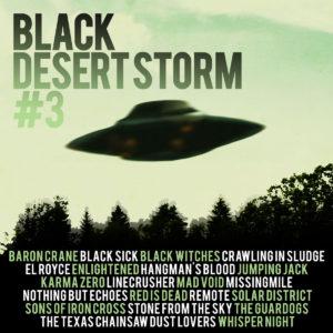 BLACK DESERT STORM #3